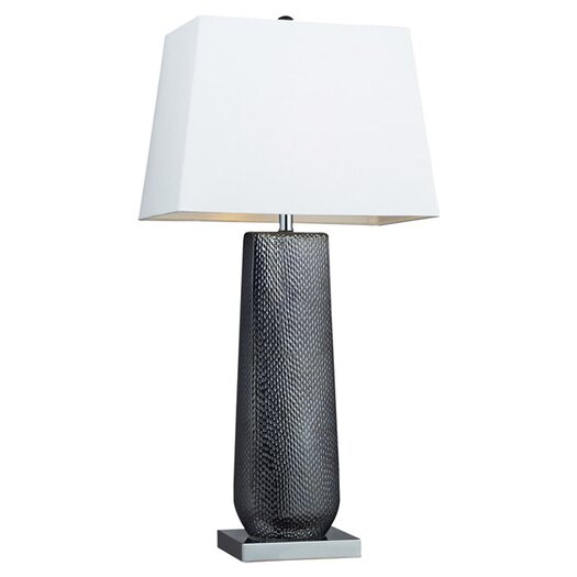"Dimond Lighting Milan 35"" H Table Lamp with Rectangular Shade"
