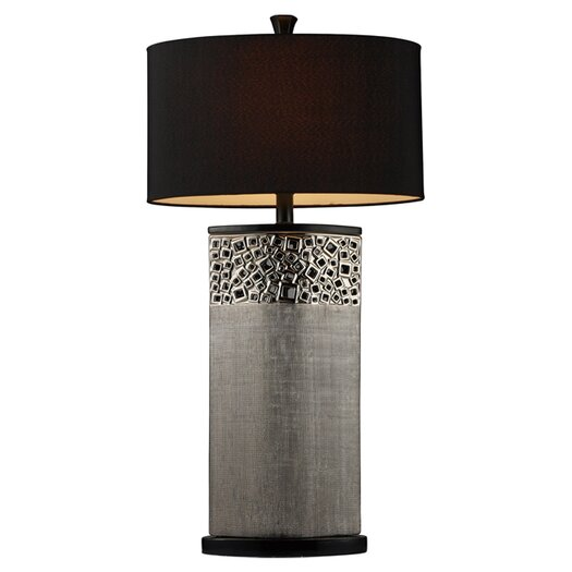 "Dimond Lighting Bellevue 31"" H Table Lamp with Drum Shade"