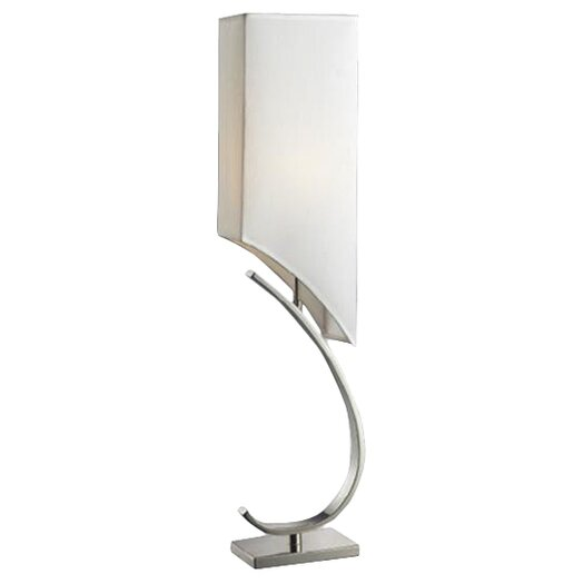 "Dimond Lighting Appleton 36"" H Table Lamp with Square Shade"