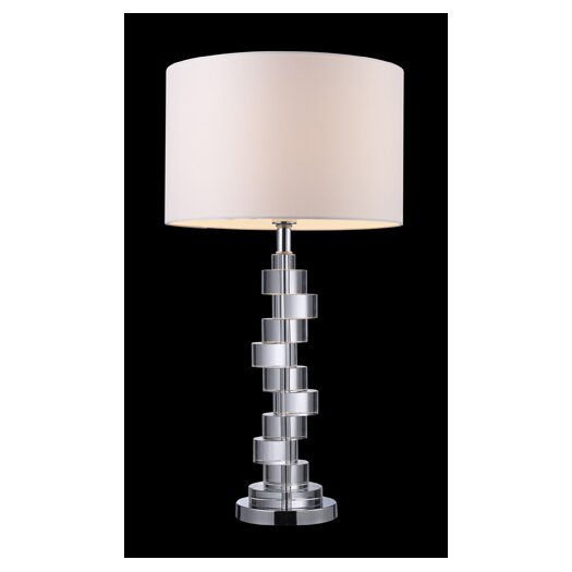 "Dimond Lighting Armagh 30"" H Table Lamp with Drum Shade"