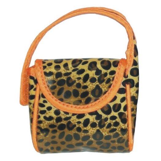 Kalencom Leopard Pacifier Pod in Orange