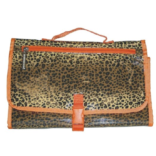 Kalencom Quick Change Kit in Orange Leopard