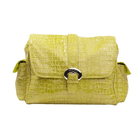 Kalencom Crocodile Water Repellant Buckle Bag