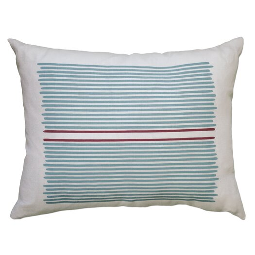 Balanced Design Louis Stripe Linen Throw Pillow