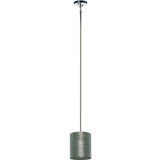 Yosemite Home Decor Lyell Forks 1 Light Mini Pendant