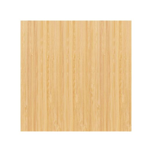 "Teragren Studio Floating Floor 7-11/16"" Vertical Bamboo Flooring in Natural"