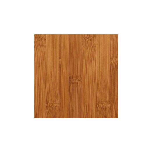 """Teragren Studio Floating Floor 7-11/16"""" Bamboo Flooring in Caramelized"""