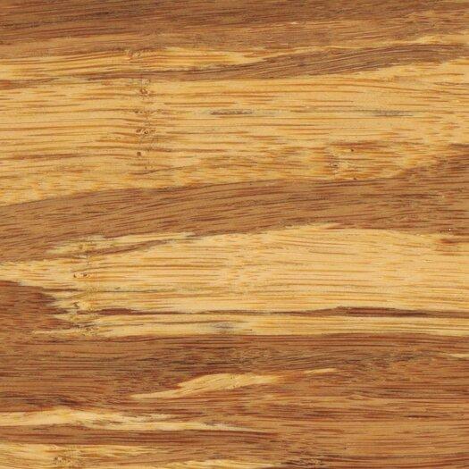 "Teragren Synergy Floating Floor 7-11/16"" Strand Bamboo Flooring in Brindle"