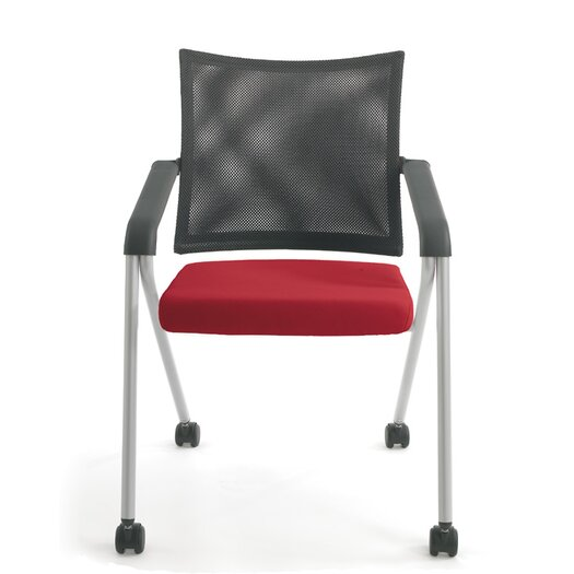 Dauphin Join Me Mesh Guest Chair