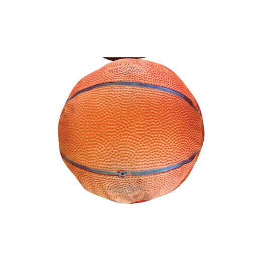 Dogzzzz Round Basketball Dog Pillow