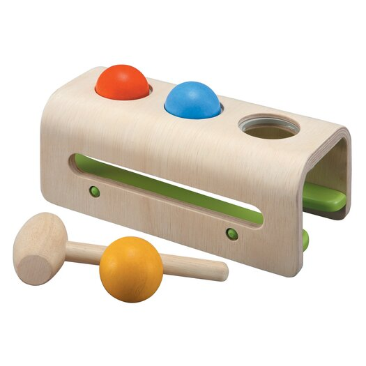 Plan Toys Preschool Hammer Balls