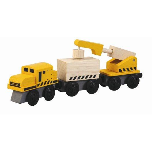 Plan Toys Crane Train