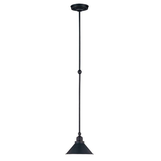 Nuvo Lighting Bridgeview 1 Light Mini Pendant