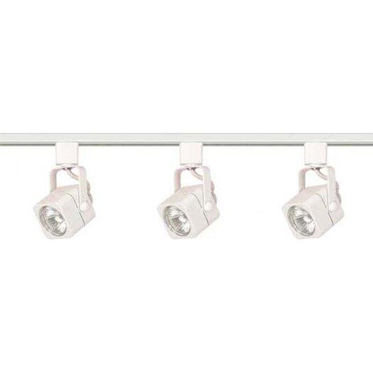 Nuvo Lighting 3 Light Square Track Light Kit