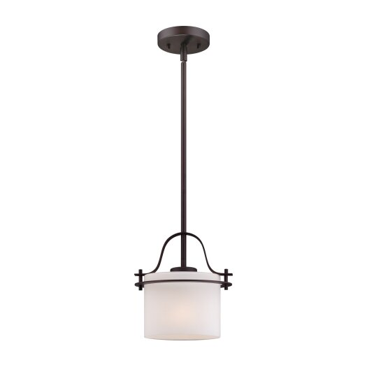 Nuvo Lighting Loren 1 Light Mini Pendant