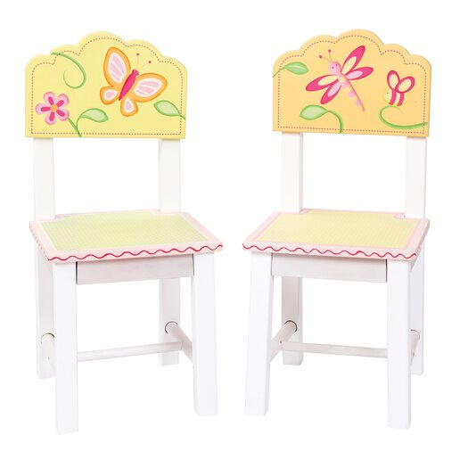 Guidecraft Gleeful Bugs Kids Desk Chair