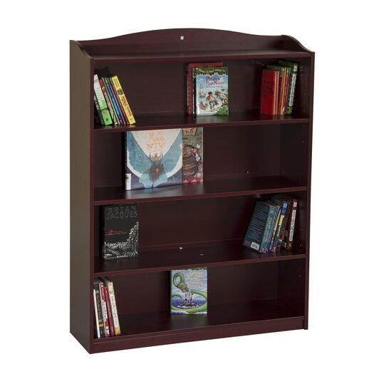 """Guidecraft 5 Shelf 48"""" Bookcase"""