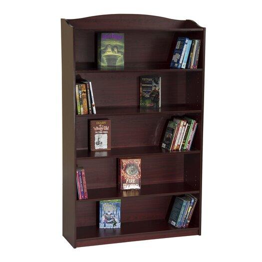 """Guidecraft 6 Shelf 60"""" Bookcase"""