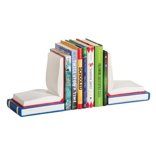 Guidecraft Open Book Bookend