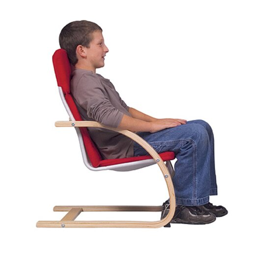 Guidecraft Nordic Rocker Kid's Chair