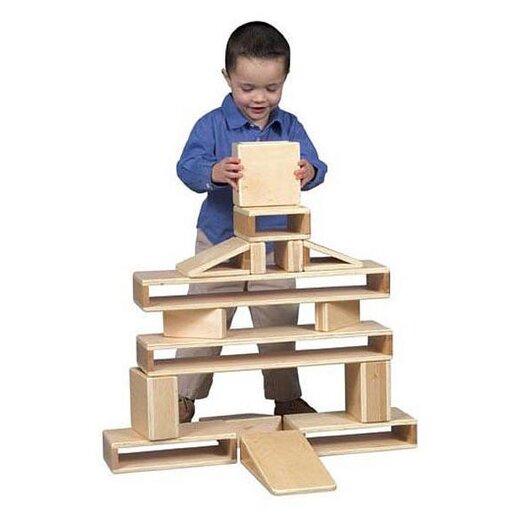 Guidecraft Mini Hollow Block