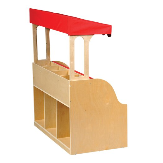Guidecraft Canopy for Reading Center Kid's Chair