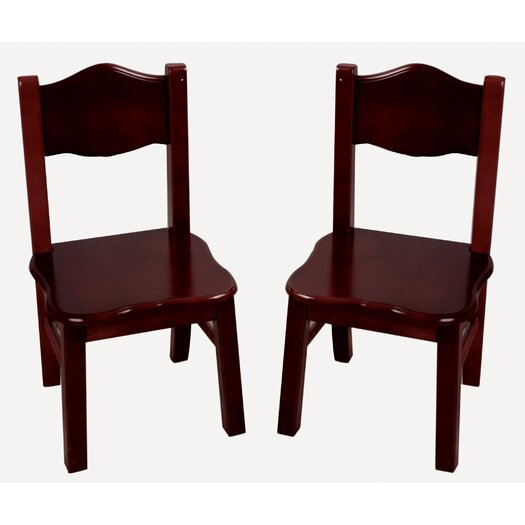 Guidecraft Classic Kids Extra Chairs