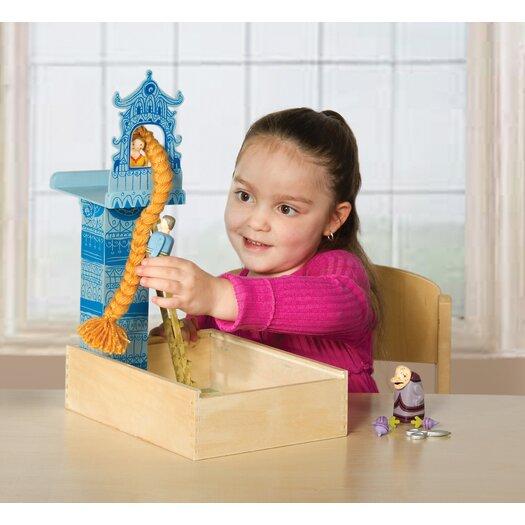 Guidecraft Rapunzel Storybox