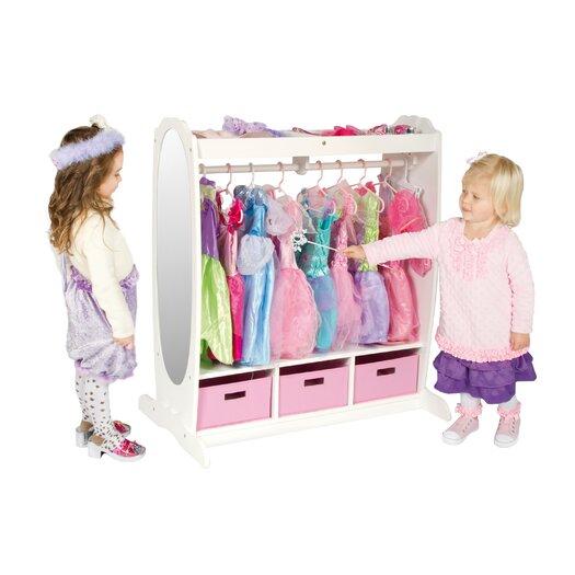 Guidecraft Dress Up Storage Closet