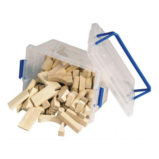 Guidecraft Tabletop Building Blocks