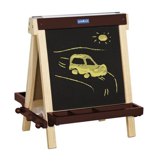 Guidecraft Art Equipment Tabletop Easel