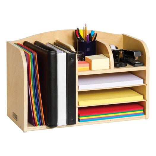 Guidecraft Classroom Furniture High Desk Organizer