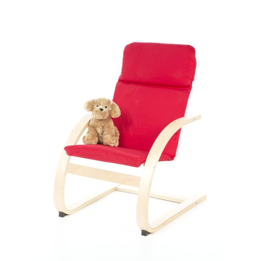 Guidecraft Nordic Kid's Rocking Chair