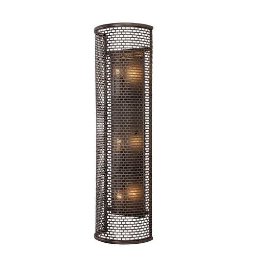 Varaluz Lit-Mesh Test 3 Light Wall Sconce