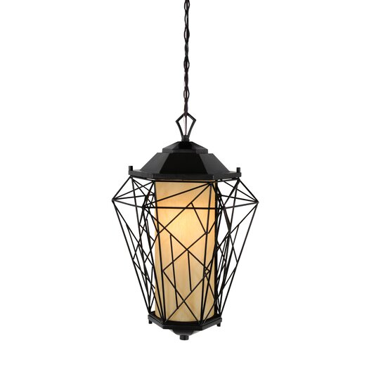 Varaluz Wright Stuff 1 Light Foyer Pendant