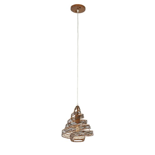 Varaluz Flow 1 Light Pendant