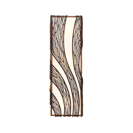 Varaluz Flow 3 Light Wall Sconce