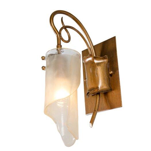 Varaluz Soho 1 Light Recycled Bath Light