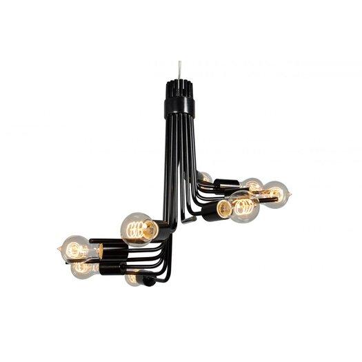 Varaluz Socket-To-Me 8 Light Chandelier