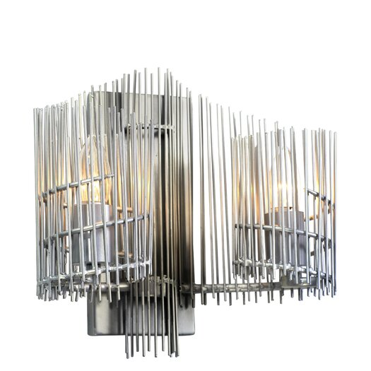 Varaluz Spikotic 2 Light Wall Sconce