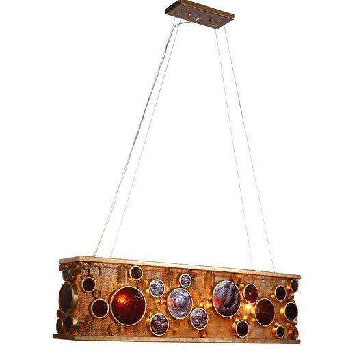 Varaluz Fascination HO 4 Light Pendant