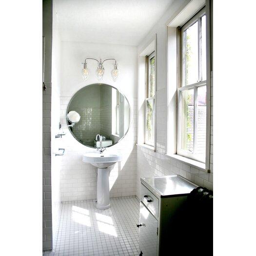 Varaluz Vintage 3 Light Bath Vanity Light
