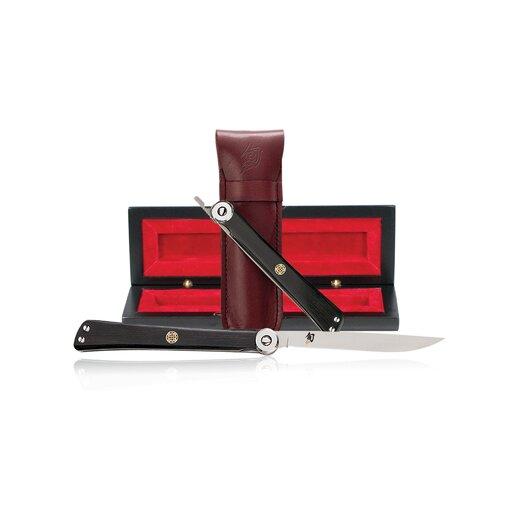 """Shun Higo Nokami 3.5"""" Personal Steak Knife"""