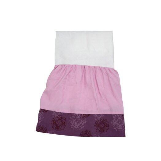 NoJo Pretty in Purple 9 Piece Crib Bedding Set