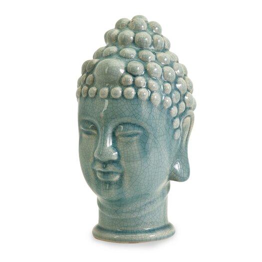 IMAX Taibei Buddha Head Bust