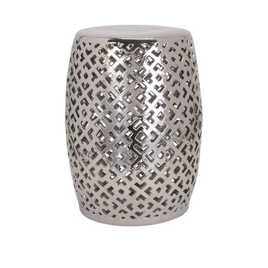 IMAX Lexor Ceramic Stool