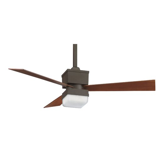 "Fanimation 54"" Kubix 3 Blade Ceiling Fan"