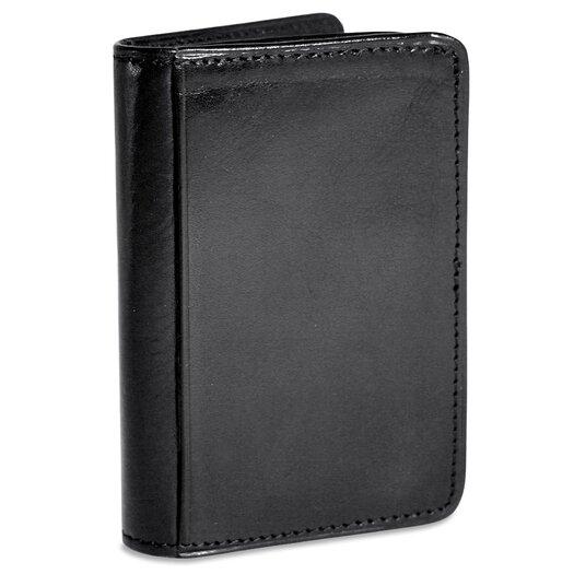 Jack Georges Sienna Card Holder Wallet