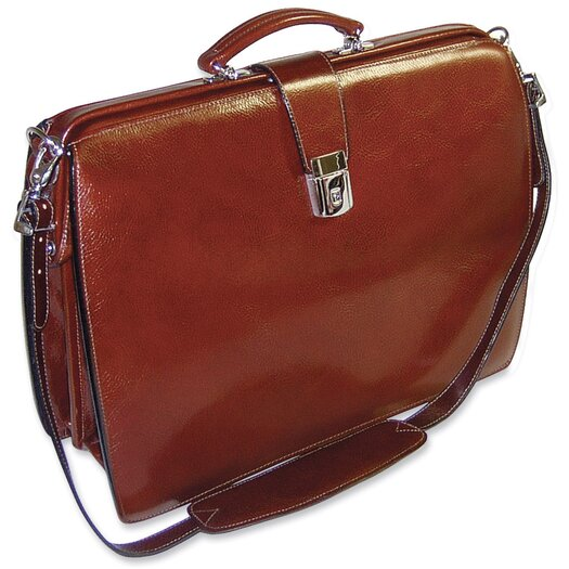 Jack Georges Sienna Classic Briefcase
