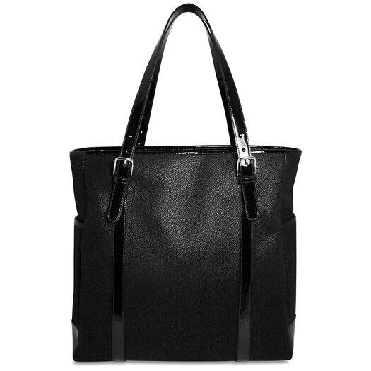 Jack Georges Nevada Patent Tote Bag